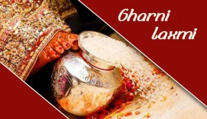 Gujarati Wedding Gharni Lakshmi