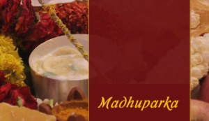 Gujarati Wedding Madhuparka