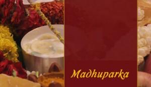 Gujarati Wedding Madhuparka