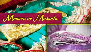 Gujarati Wedding Mameru