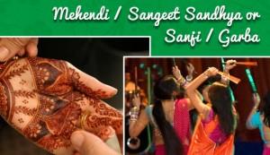 Gujarati Wedding mehendi