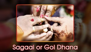 Gujarati Wedding Sagaai
