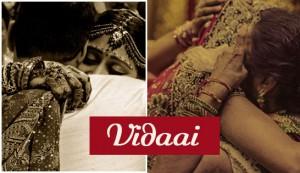 Gujarati Wedding Vidaayi